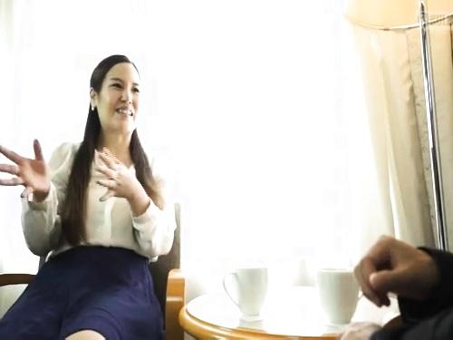 【ナンパ】巨乳熟女のエロ動画