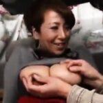 【熟女ナンパ】美巨乳素人人妻のエロ動画