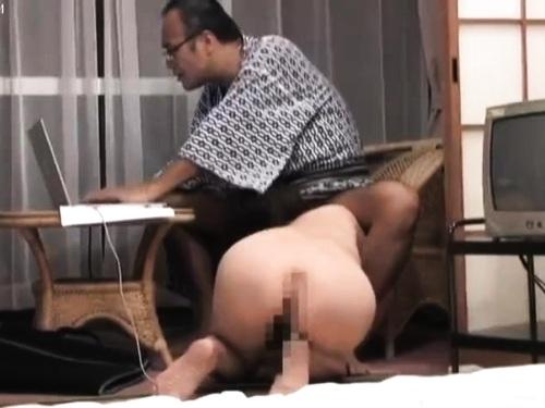 【寝取】お姉さんの不倫エロ動画