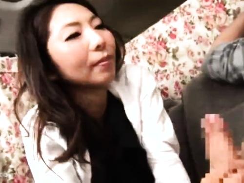 【熟女ナンパ】素人おばさんのエロ動画