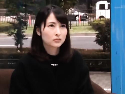 【人妻ナンパ】神乳素人人妻のエロ動画