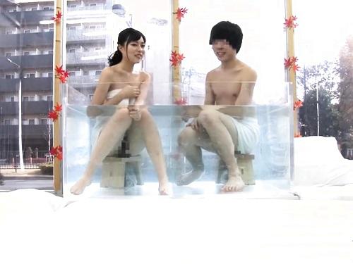 【MM号】美乳美巨乳お姉さんの盗撮エロ動画