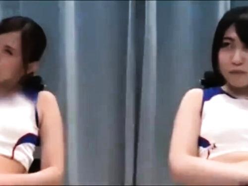 【マジックミラー】神乳素人お姉さんのイラマチオ