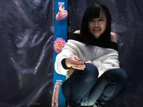 【素人ナンパ】素人お姉さんのフェラ