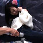 【素人ナンパ】ちっぱい美少女の乳首責め潮吹き