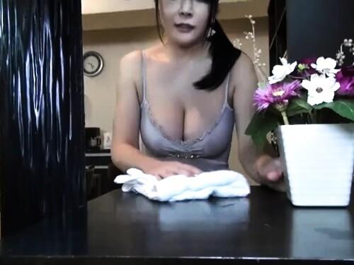 【寝取られ】超乳美乳熟女のエロ動画
