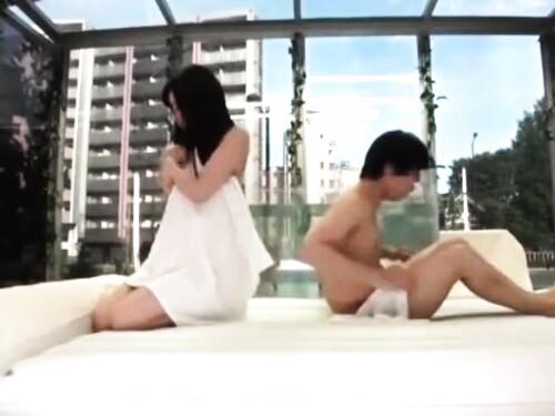 【マジックミラー】女子大生のエロ動画