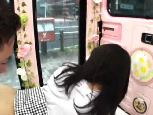 【素人ナンパ】爆乳素人女子大生のエロ動画