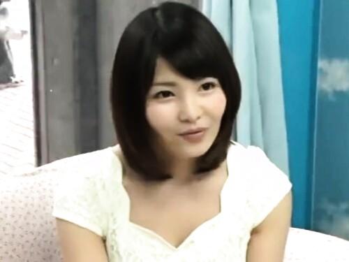 【人妻ナンパ】巨乳お姉さんのフェラ
