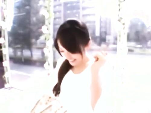 【素人ナンパ】清楚スレンダー美女のエロ動画