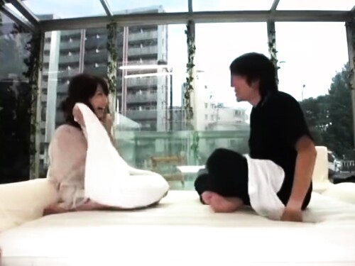 【MM号】素人女子大生のエロ動画