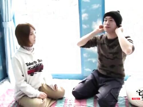 【MM号】美乳美尻ギャルの盗撮エロ動画