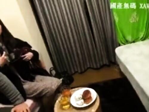 【素人ナンパ】激カワ女子大生のクンニエロ動画