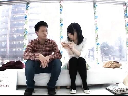 【MM】ちゃっかり中出しファックされちゃうスレンダームチムチ激カワ美女