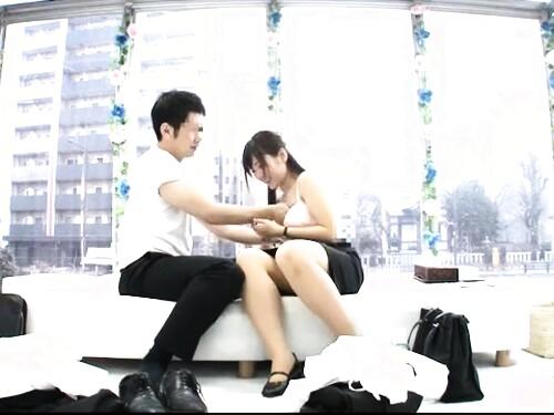 【素人ナンパ】素人OLのエロ動画