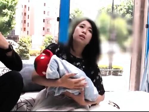 【人妻ナンパ】不倫ちゃっかり中出しセックスされちゃうおばさん