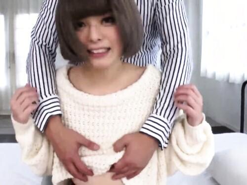 スレンダー金髪美少女の激ピストン