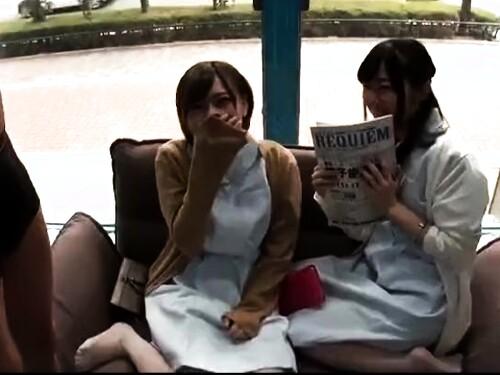 【素人ナンパ】スレンダー素人のエロ動画