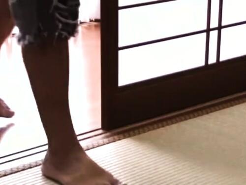 【寝取られ】巨乳浴衣人妻のフェラ