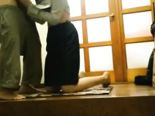 【枕営業】OLの盗撮隠し撮り
