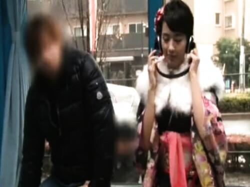【素人ナンパ】女子大生のエロ動画