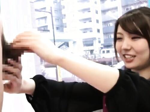 【素人ナンパ】美巨乳素人のエロ動画