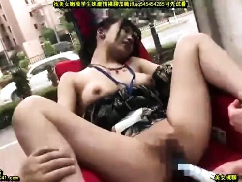 超乳お姉さんの乳首責め立ちバック騎乗位