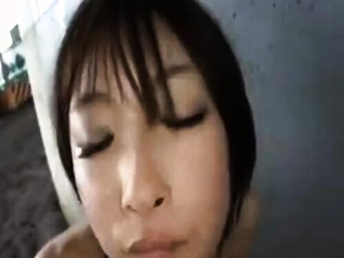 爆乳ドMショートカットのエロ動画