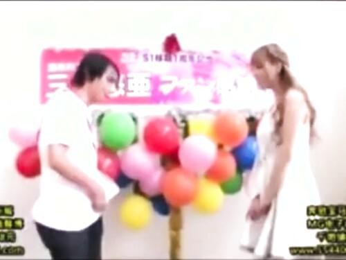 【ファン感謝祭】巨乳ギャルのパイズリ