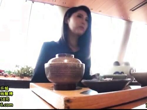 【人妻ナンパ】フェラハメ撮りがっつり中出しエッチされちゃう神乳素人人妻
