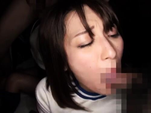 爆乳美女の盗撮エロ動画