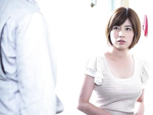 【NTR】超乳人妻のエロ動画