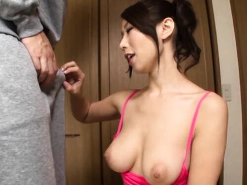 【NTR】美巨乳お姉さんのパイズリ