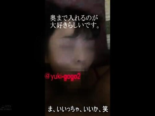 【個人撮影】浴衣のエロ動画