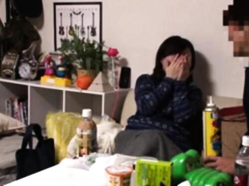【素人ナンパ】盗撮とろ~り中出しSEXされちゃう熟女