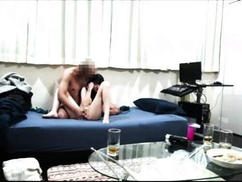 泥酔ビッチ友人の盗撮エロ動画